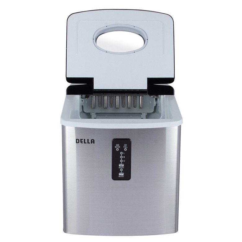 Countertop Ice Maker Price : Stainless Steel Ice Maker 35lb Per Day Portable Countertop ...